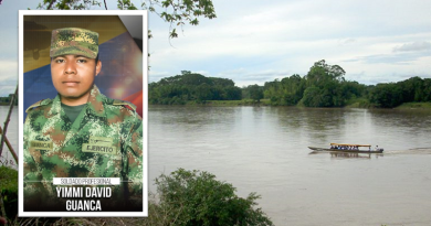Soldado profesional muere en combates con las disidencias en el Putumayo