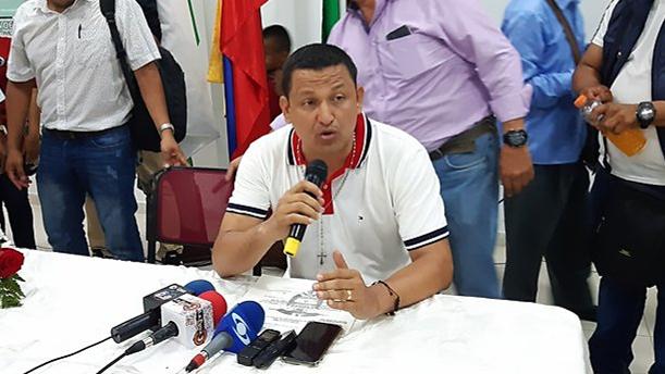 Se realizará consejo de seguridad nacional en Putumayo: gobernador