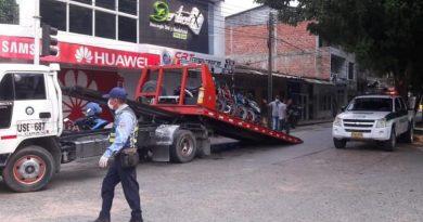 Más 180 vehículos inmovilizados durante la cuarentena en Puerto Asís