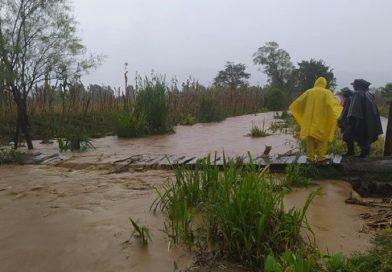 Alertan por afectaciones debido a fuertes lluvias en el alto y medio Putumayo