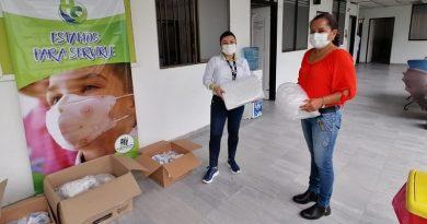 Grupo Ecopetrol entregó elementos biomédicos de protección al Hospital de Orito