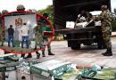 Incautaron más de 640 kilogramos de marihuana camuflada en resmas de papel