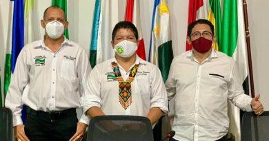 Con tan solo 6 diputados Asamblea del Putumayo eligió mesa directiva para el 2021