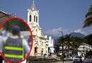 Capturaron a un agente de tránsito en flagrancia cuando exigía dinero a un infractor en Mocoa