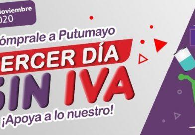 Cómprale al Putumayo: Estos son los establecimientos para aprovechar de la jornada del día sin IVA