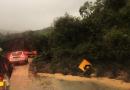 Reportan afectación en vías por derrumbes debido a intensas lluvias en el Putumayo