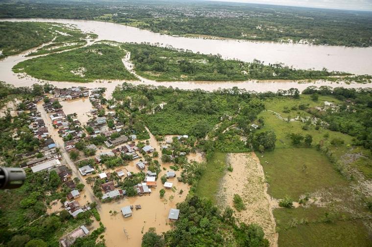 Graves afectaciones deja el invierno en zonas de ribera del río Putumayo | Noticias de Buenaventura, Colombia y el Mundo
